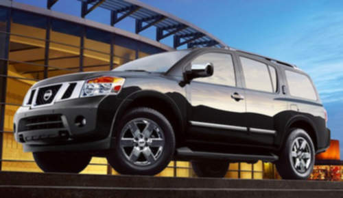 Nissan Armada service repair manuals