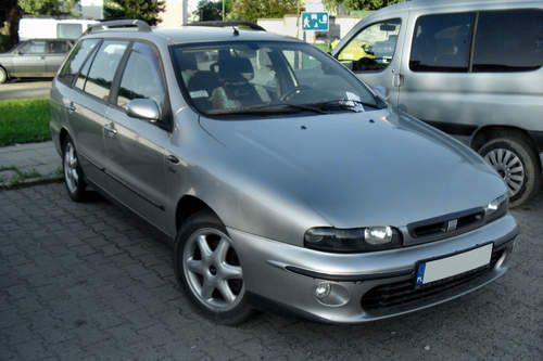 FIAT Marea Weekend service repair manuals