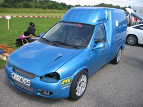 Opel Combo service repair manuals