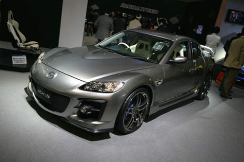 Mazda RX-8 service repair manuals