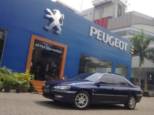 Peugeot 406 service repair manuals