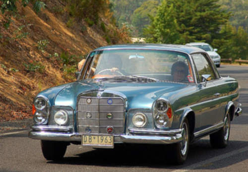 Mercedes-Benz 220 service repair manuals