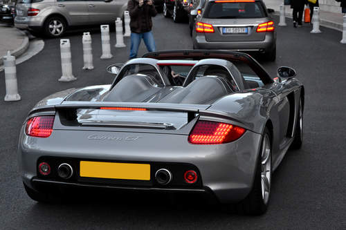 Porsche Carrera GT service repair manuals
