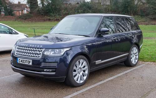 Land Rover Range Rover Service Repair Manual - Land Rover