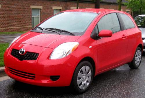 Toyota Yaris service repair manuals