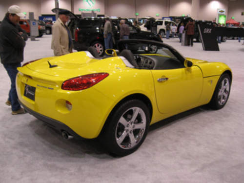 Pontiac Solstice service repair manuals