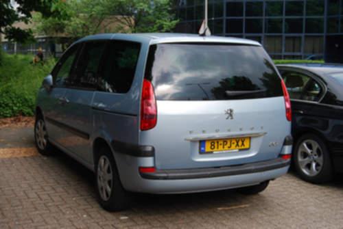 Peugeot 807 service repair manuals
