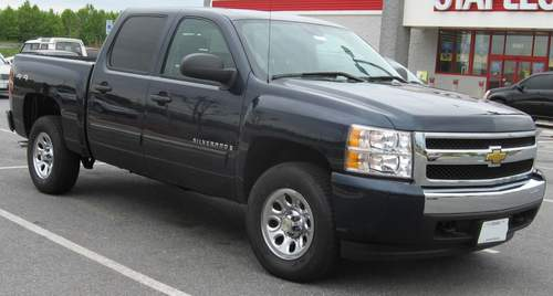 Chevrolet Silverado 1500 service repair manuals