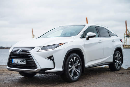 Lexus RX service repair manuals