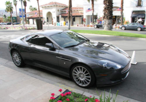 Aston-Martin DB9 service repair manuals