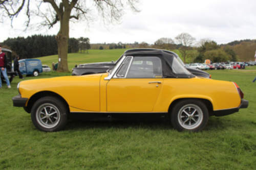 MG Midget service repair manuals
