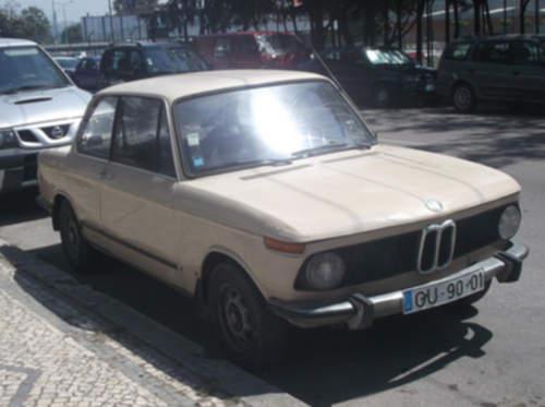 BMW 1502 service repair manuals