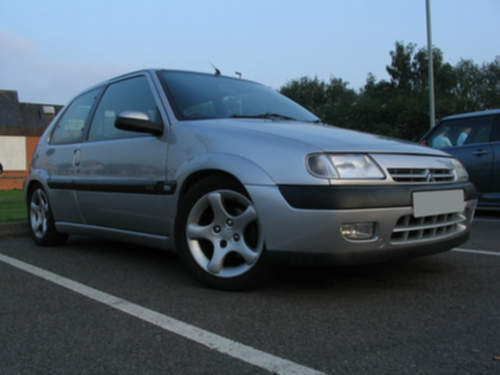 Citroen Saxo service repair manuals