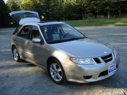 Saab 9-2x service repair manuals