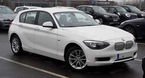BMW 118i service repair manuals