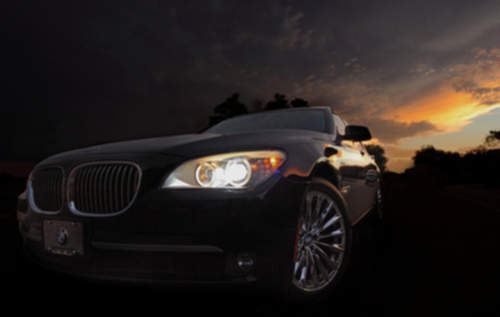 BMW 750i service repair manuals