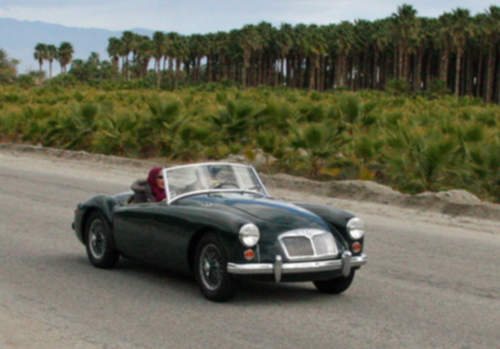 MG MGA service repair manuals