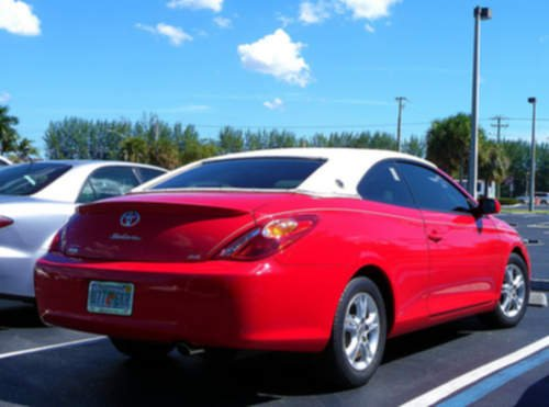 Toyota Solara service repair manuals