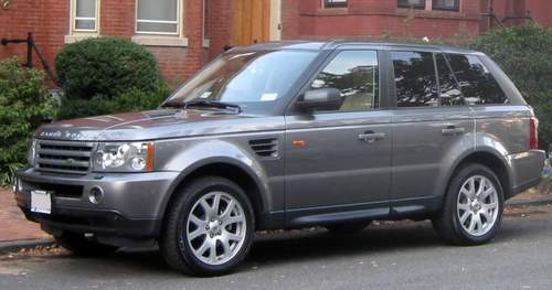Land Rover Range Rover Sport service repair manuals
