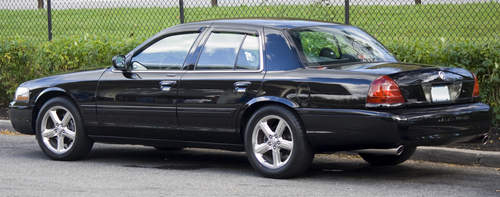 Mercury Marauder service repair manuals