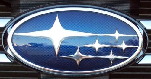 Subaru service repair manuals