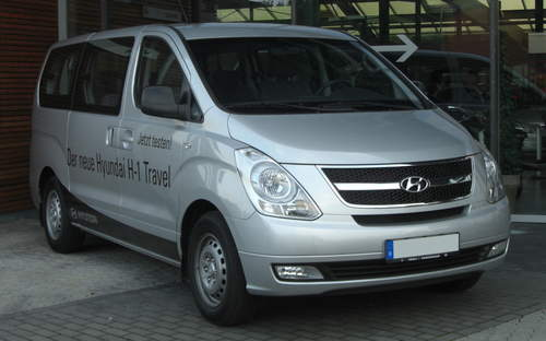 Hyundai H1 service repair manuals