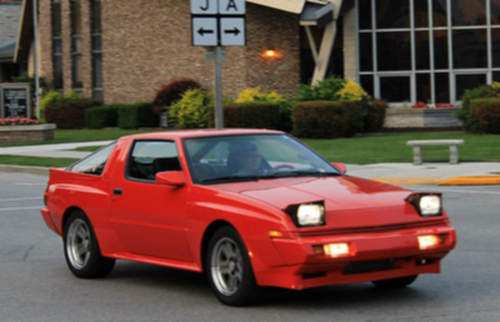 Chrysler Conquest service repair manuals