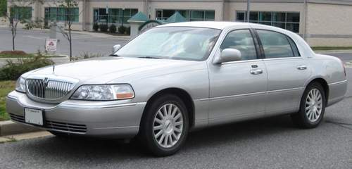 Lincoln Town Car service repair manuals