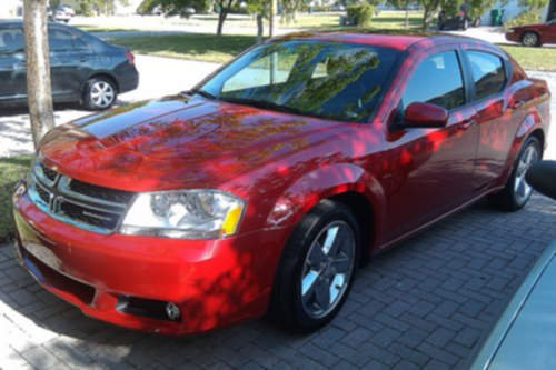 Dodge Avenger service repair manuals
