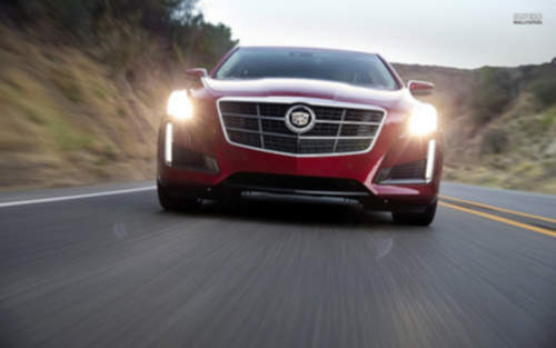 Cadillac CTS service repair manuals