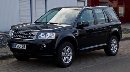 Land Rover Freelander service repair manuals