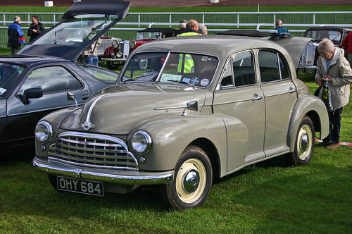 Morris Oxford service repair manuals