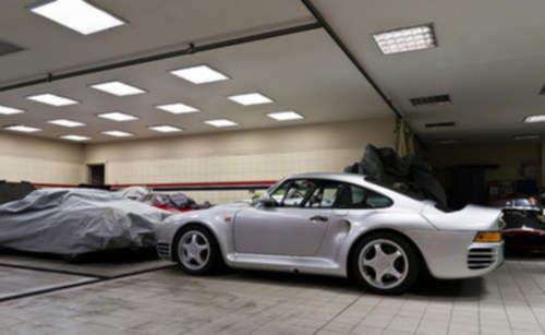 Porsche 959 service repair manuals