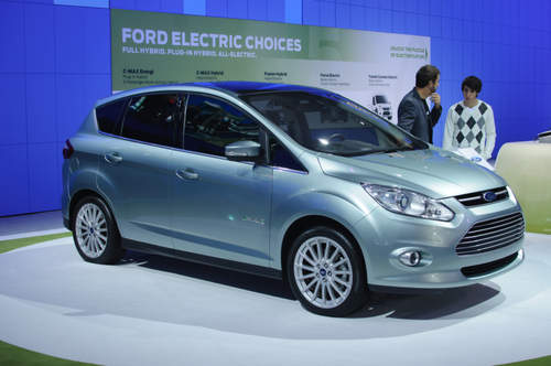 Ford C-Max Hybrid service repair manuals