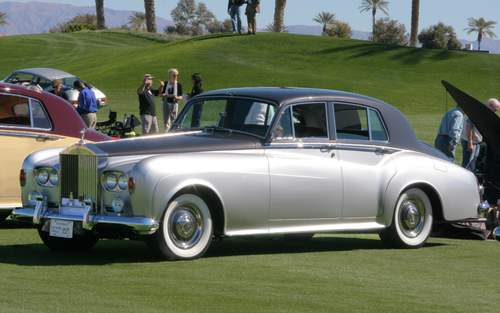 Rolls-Royce Silver Cloud service repair manuals