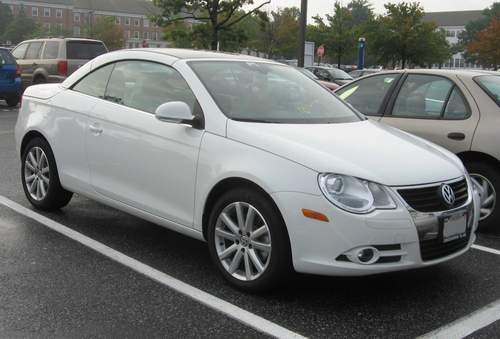 Volkswagen Eos service repair manuals