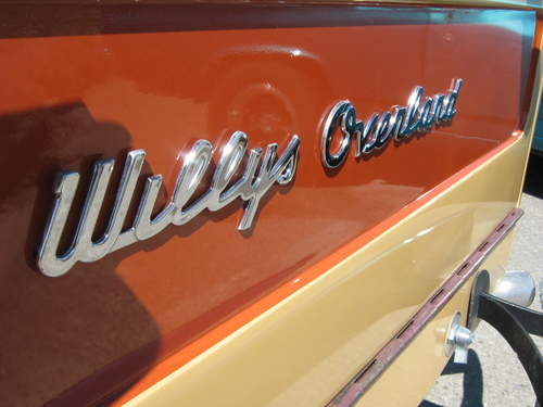 Willys-Overland service repair manuals
