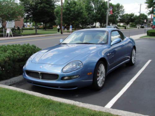 Maserati Coupe service repair manuals