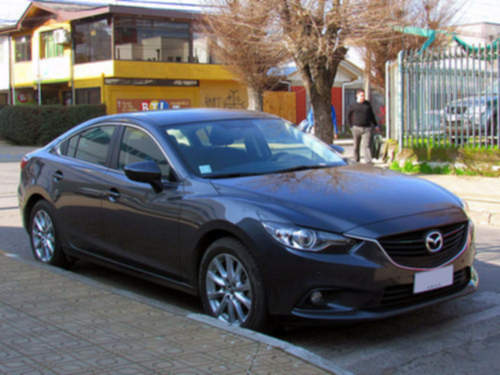 Mazda Atenza service repair manuals