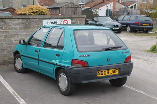 Peugeot 106 service repair manuals