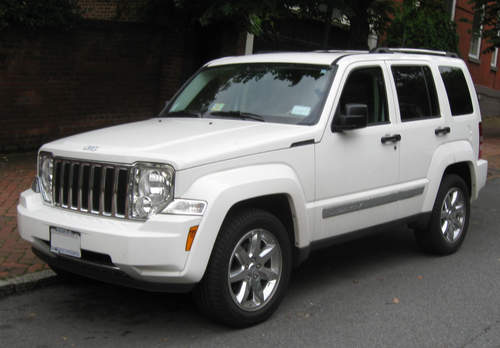 Jeep Liberty service repair manuals