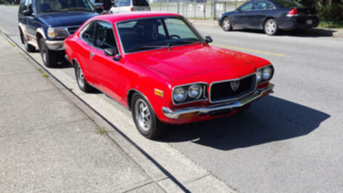 Mazda RX-3 service repair manuals