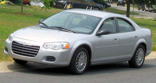 Chrysler Sebring service repair manuals