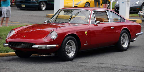 Ferrari 365 GT service repair manuals