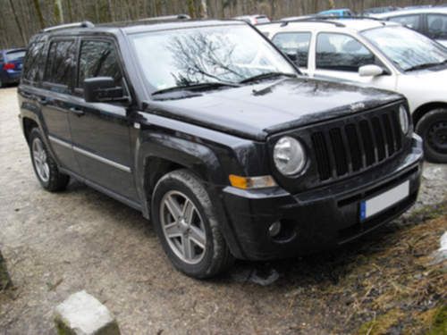 Jeep Patriot service repair manuals