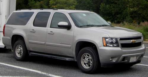 Chevrolet Suburban service repair manuals
