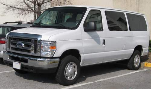 Ford E-350 service repair manuals