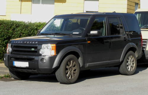 Land Rover Discovery 3 service repair manuals
