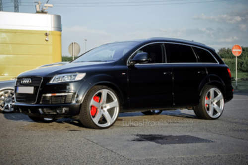 Audi Q7 service repair manuals