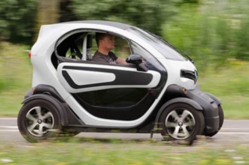 Renault Twizy service repair manuals